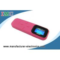 China Digital mp3 player, TF card,FM(IMC-M214) on sale