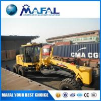 MAFAL New Construction Machinery 215hp shantui Motor Grader Gr215 with three ripper Manufactures