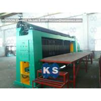 Custom Double Rack Drive Hexagonal Wire Netting Machine For Water Conservancy Manufactures
