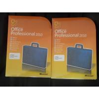 Global Area Ms Office 2010 Professional Retail Box 32 & 64 Bit DVDs Manufactures