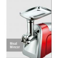 China Meat Grinder, Aluminum tray on sale