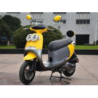 """Air Cooled 9.3hp / 7500rpm 12"""" DOT Tire Mini 150cc Scooter With CVT Engine Manufactures"""