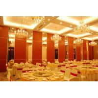 China Ultimate Acoustic Operable Walls Movable Wall System on sale