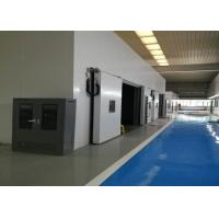 China 380V 50Hz Walk - In Constant Temperature And Humidity Chamber With LCD Touch Screen on sale