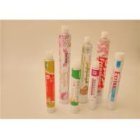 Dermatological Aluminium Collapsible Tubes , Pharmaceutical Aluminum Tubes for sale