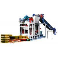 Construction Machinery Hollow Block Making Machine Manufactures