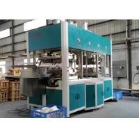 Fully Automatic Thermoforming Machine For Paper Pulp Tableware 7000Pcs / H Manufactures