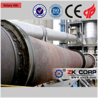 Rotary kiln for lime calcination ,dolomite calcination , zinc oxide