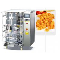 China Automatic 420 Model For 1 - 1000g Popcorn Food Snack Packing Machine on sale