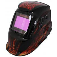 PP Nylon Variable Shade Automatic Darkening Welding Helmet Welding Hoods EN Standard Manufactures