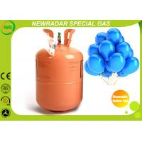 Lightweight Disposable Helium Gas Cylinder For Balloons Environment Manufactures