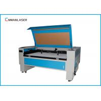 Buy cheap 1300*900mm Blue And White Autofocus 100w Tube CO2 Laser Cutting Machine For Advertise from wholesalers