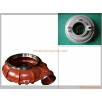 Aier Long Life High Chrome Slurry Pump , Electric Mud Pump High Density Manufactures
