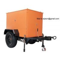 Mobile Insulation Oil Purifier,Oil Filtration M/C Manufactures