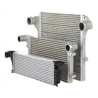 Aluminum Brazed Finned Tube Heat Exchanger Air Cooler For Construction Machinery Manufactures