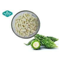 100% Natural Bitter Melon Extract 500 Mg Weight Loss Capsules For Lowering Blood Sugar Manufactures