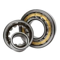 Eccentric Roller Contact Bearing RN205M RN206M Steel / Brass Cage Manufactures