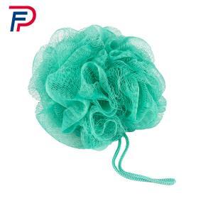 2017 Hot Sale Colorful Washing Scrubber Ball Material Mesh Bath Sponge For Baby,PP BATH SPONGE,polypropylene Manufactures