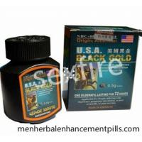 USA BLACK GOLD Herbal Enhancement Pills For Fast Acting Rock Hard Erections Manufactures