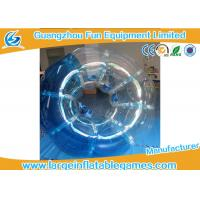 Crazy Inflatable Body Zorb Ball / Inflatable Human Hamster Ball For Commercial Events