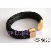 Fashion 316L Stainless Steel Bracelet / Bangle (HXBN072) Manufactures