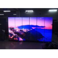 China P2.5mm Indoor LED Poster , Digital LED Display Multi Screen Connection For Advertising on sale