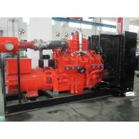 China 625kva Natural Gas Generator dustproof With Stamford Brushless Alternator on sale