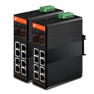 China Gigabit Ethernet Switch,Unmanaged,8x10/100Base-TX + 2x1000Base-FX SFP on sale