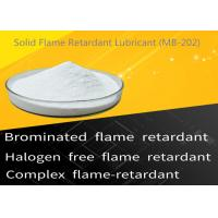 China Flame Retardant Compounds Solid Flame Retardant Lubricant MB-202 on sale