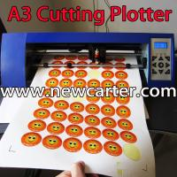 China A3 Cutting Plotter With ARMS Mini Vinyl Cutter 330 Contour Cutting Plotter Craft Cutter on sale