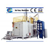 High Efficiency CNC Shot Peening Machine Cyclone / Vibration Screen Separation System Manufactures