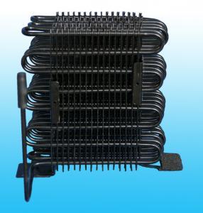 Steel Wire Tube Condenser / Weld Condenser For Refrigeration Manufactures