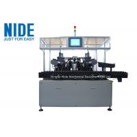 China Automatic Production Line Rotor Balancing Machine For Armature OD Range 40mm ~ 56mm on sale