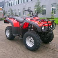 Air Cooled 250CC Utility Vehicles ATV 10kw / 7500rpm 40.3mile/H Manufactures