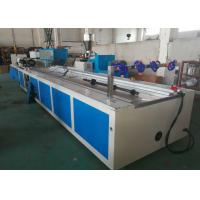 China PVC Window Door Plastic Profile Production Line For Window And Door Profile on sale