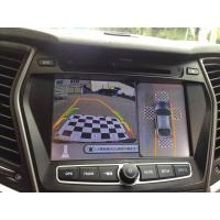 720P HD DVR Car Camera With High Resolution / 180 Degree View Angle , Universal and Specific Model Manufactures
