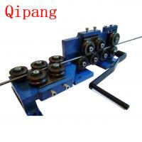 Automatic Copper Tube Straightening Machine Professional High Productivity Manufactures