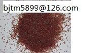 Garnet for waterjet cutting and sandblasting Manufactures