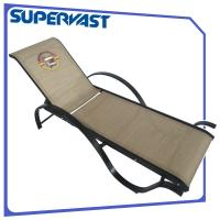 Streamline Aluminum Frame Outdoor Patio Furniture Adjustable Sling Chaise Lounge Manufactures