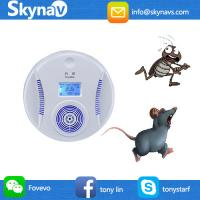 801PC001 Skynav Enhanced Version Electronic Cat Ultrasonic Repeller killer Anti Mosquito Rat Mouse Cockroach Pest Reject Manufactures