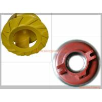 Environmental Pump Replacement Parts Impeller For Centrifugal Pump Cast Process Manufactures