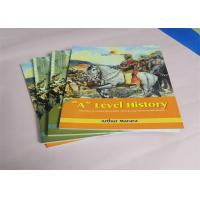Personal Precision Coloring Softcover Books Printing A4 B5 / Offset Book Printing Manufactures