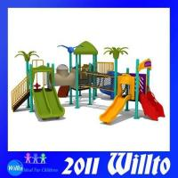 Quality Kids Outdoor Play Equipment for sale