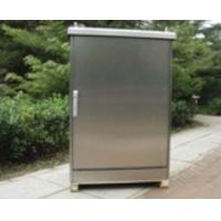Stainless Steel Outdoor Telecommunication Enclosures / Electronics Cabinet Manufactures