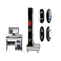 Desktop Rubber And Plastic Tensile Testing Machine Laboratory Servo System Manufactures