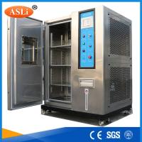 China 2000L Large Space  Constant Temperature Humidity Resistant Stability Walk In Climatic Testing Chamber on sale