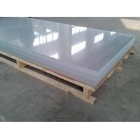 Extruded PMMA Acrylic Sheet For Outdoor Signage , Opaque Acrylic Sheets Manufactures
