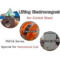 Coiled steel Lifting Electromagnet Manufactures