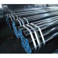 Type E Grade A & B ASTM A-53 API 5L Seamless Steel Pipes / pipe / Tube Manufactures