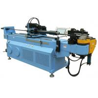 High Efficiency Automated Hydraulic CNC Tube Bender Machine 150mm 4.2 kw Manufactures